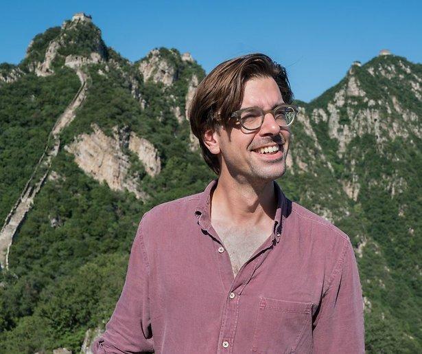 Ruben Terlou terug naar China voor nieuwe reisserie