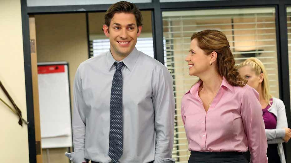 De cast van The Office weer samen