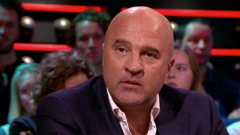 John van den Heuvel mag wel naar studio DWDD