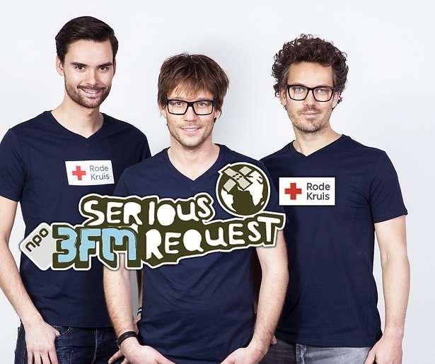 Kijktip: Start Serious Request 2015