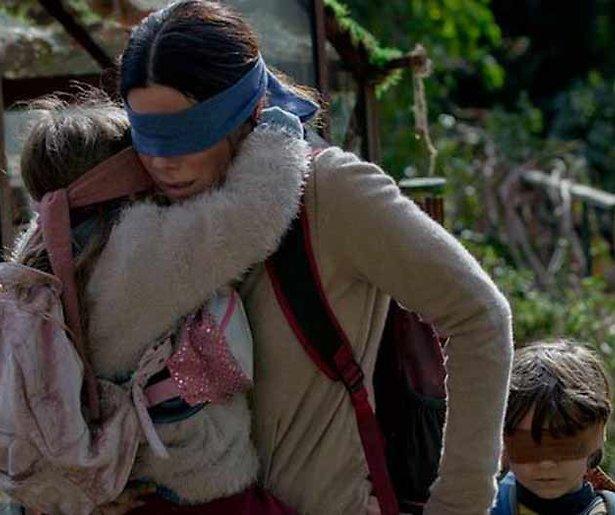 Netflix waarschuwt voor 'Bird Box Challenge'