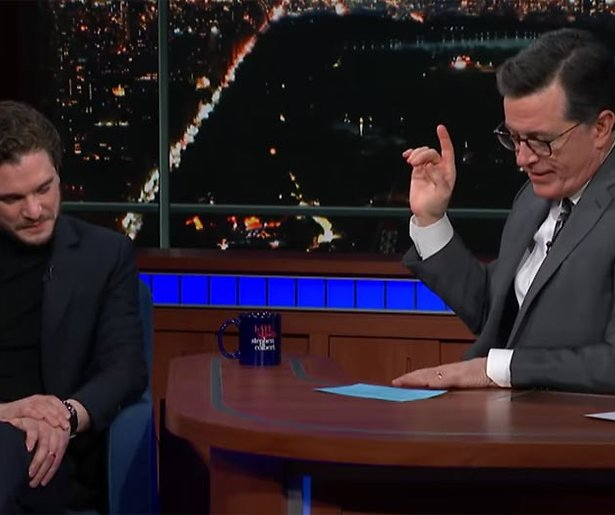 Videosnack: Talkshowhost probeert einde Game of Thrones te raden