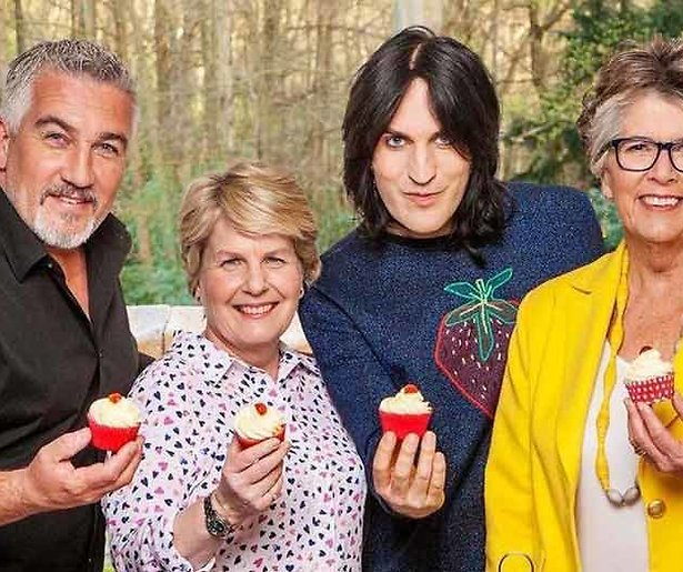 NPO.nl-tip: The Great British Bake off