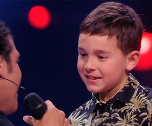 The Voice Kids: Silver pakt iedereen in