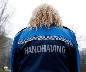 Op pad met de politie in 'In overtreding'