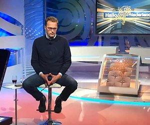 Jeroen Latijnhouwers zit zonder televisiewerk