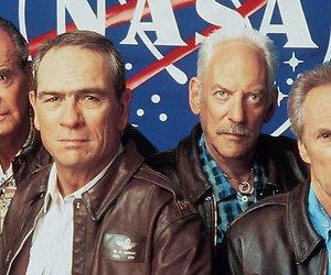 Space Cowboys: Hoogbejaarde astronauten