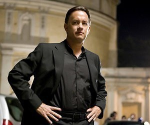 Tom Hanks redt het Vaticaan in Angels & Demons