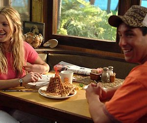 Drew Barrymore wordt iedere dag opnieuw verliefd in 50 First Dates