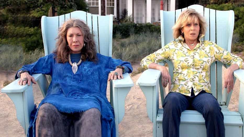 Vijfde seizoen Grace and Frankie verschijnt in januari