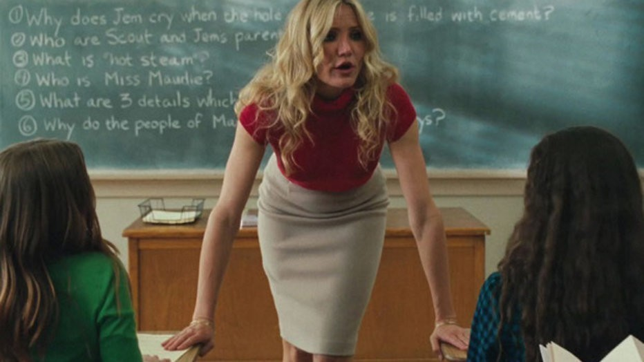 Bad Teacher: Stoute juf Cameron Diaz verleidt collega's