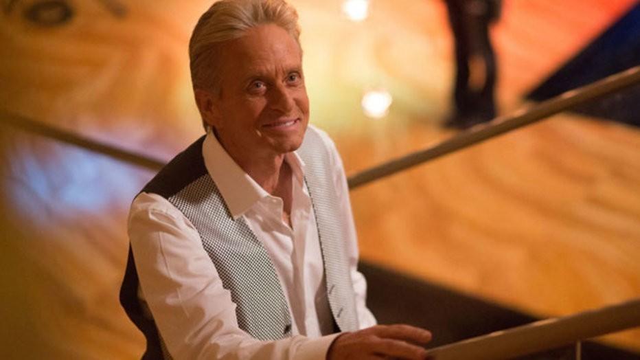 Last Vegas - Michael Douglas viert zijn vrijgezellenfeest