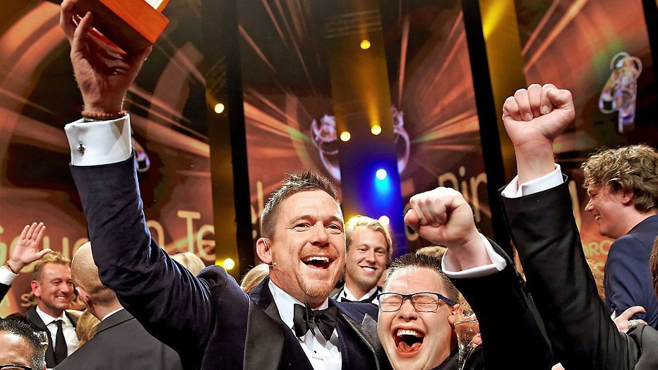 Winnaar Gouden Televizier-Ring 2015: SynDROOM
