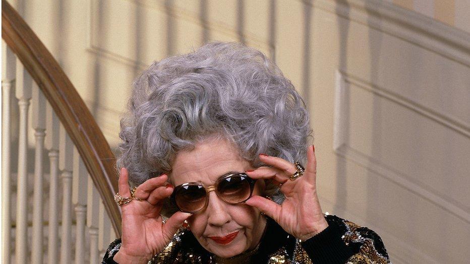The Nanny-actrice Ann Morgan Guilbert overleden