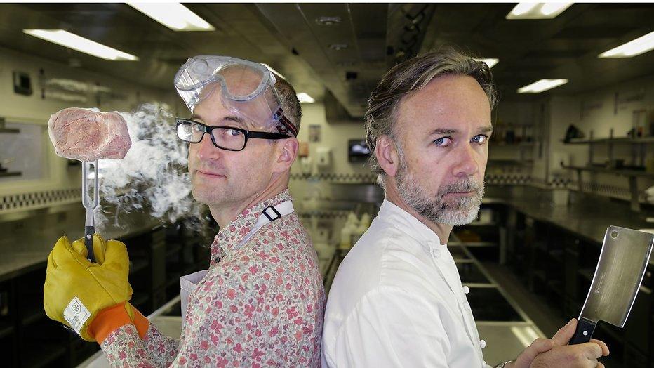 Kijktip: Keukenprofessor tegen topkok in Chef vs Science