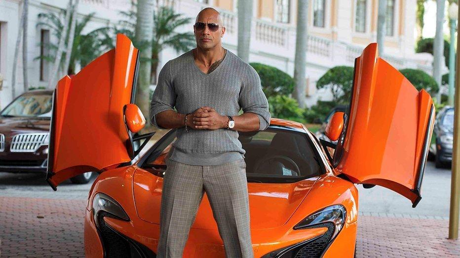 Dwayne 'The Rock' Johnson werkt aan fitnessserie