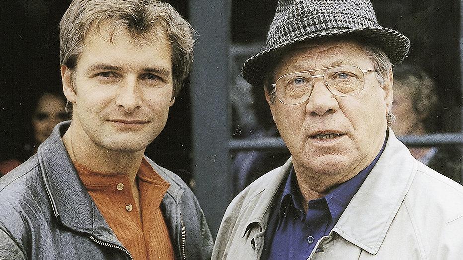 Winnaar Gouden Televizier-Ring 1997: Baantjer