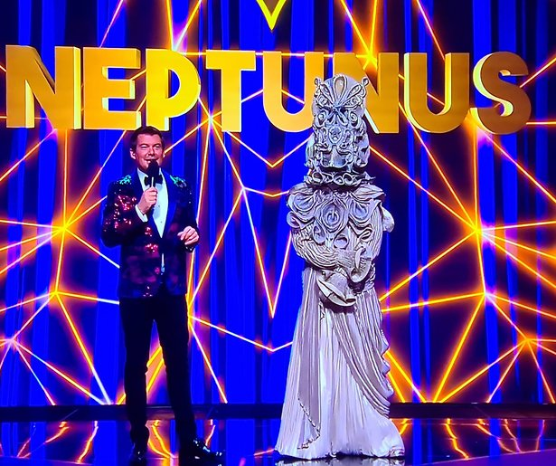 Dit is de winnaar van The Masked Singer