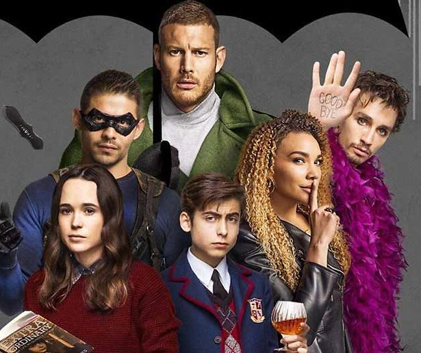 Netflix-tip: The umbrella academy