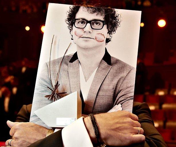 Guus Meeuwis ontvangt Televizier Talent Award