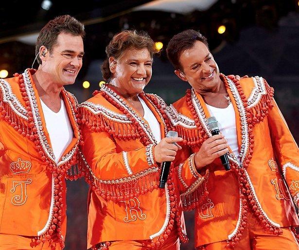 De Toppers onthullen nieuwe bezetting in RTL Late Night