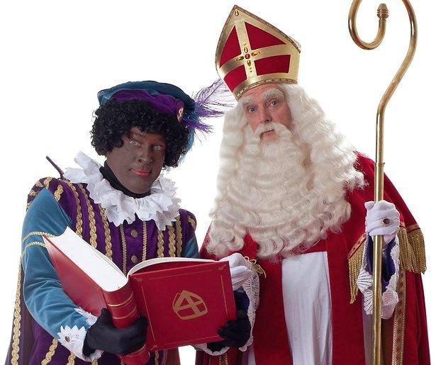 Erik van Muiswinkel en Jochem Myjer geen Zwarte Piet meer