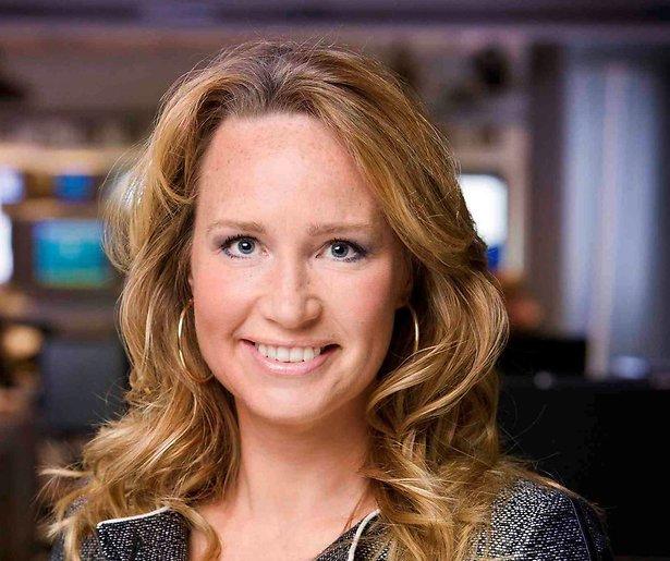 Interview met RTL weervrouw Helga van Leur