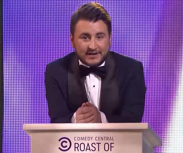 Danny Froger verbaast iedereen bij The Roast