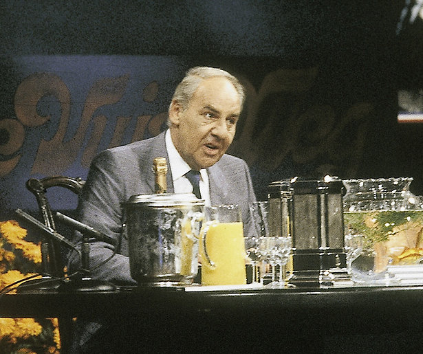 Winnaar Gouden Televizier-Ring 1974: Willem Duys