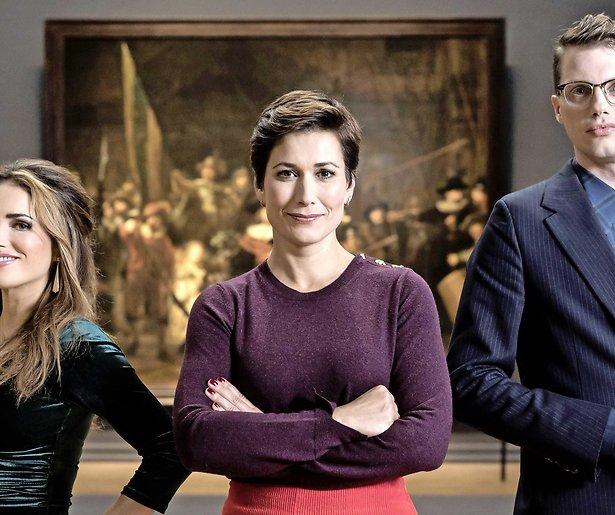De TV van gisteren: Finale Project Rembrandt wint het van Linda de Mol