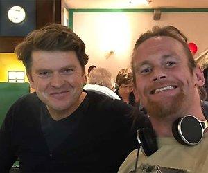 Beau herenigd met Patrick uit Het Rotterdam Project