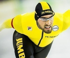 Sprinten in Hamar