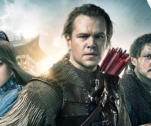 The Great Wall - Matt Damon naar de Chinese Muur