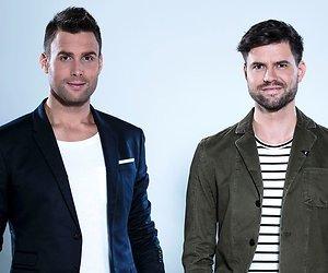 Nick & Simon maken dancenummer met Zweedse dj