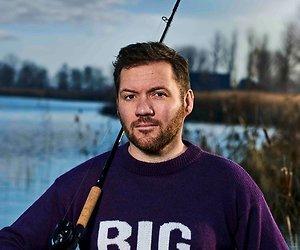 Klaas van der Eerden presenteert Big Fish Klaas