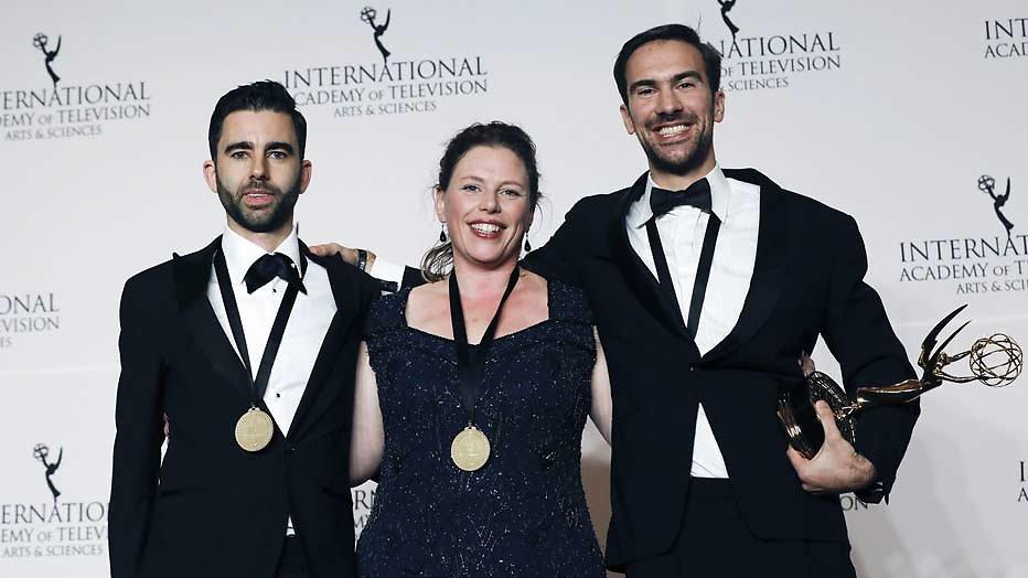 Internationale Emmy Award naar Nederlands programma