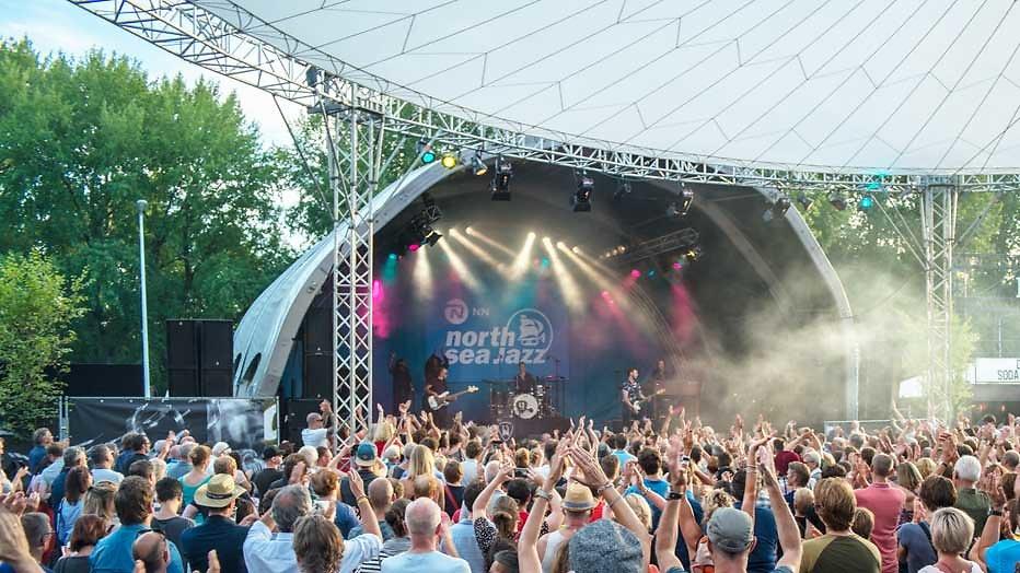 NPO maakt tv-programma met optredens North Sea Jazz Festival