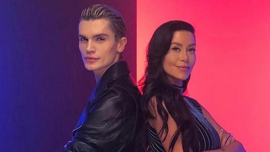 Nieuw Presentatieduo Jaimie Vaes En Koen Kardashian