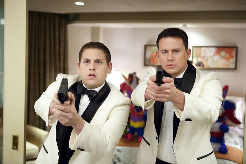 Channing Tatum en Jonah Hill gaan undercover