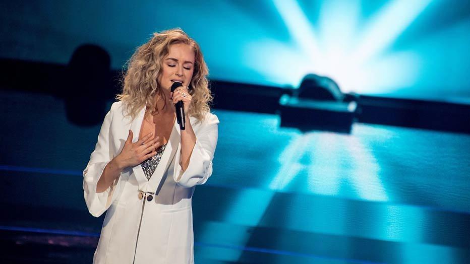 Patricia van The Voice geeft alles op voor muziekcarrière