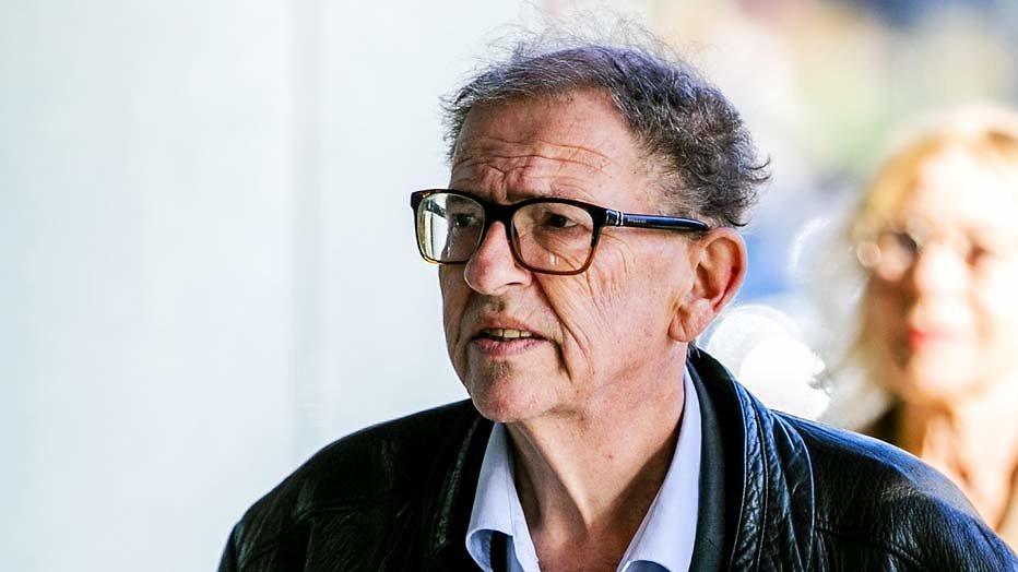 Presentator Max van Weezel heeft nog maar een paar maanden te leven