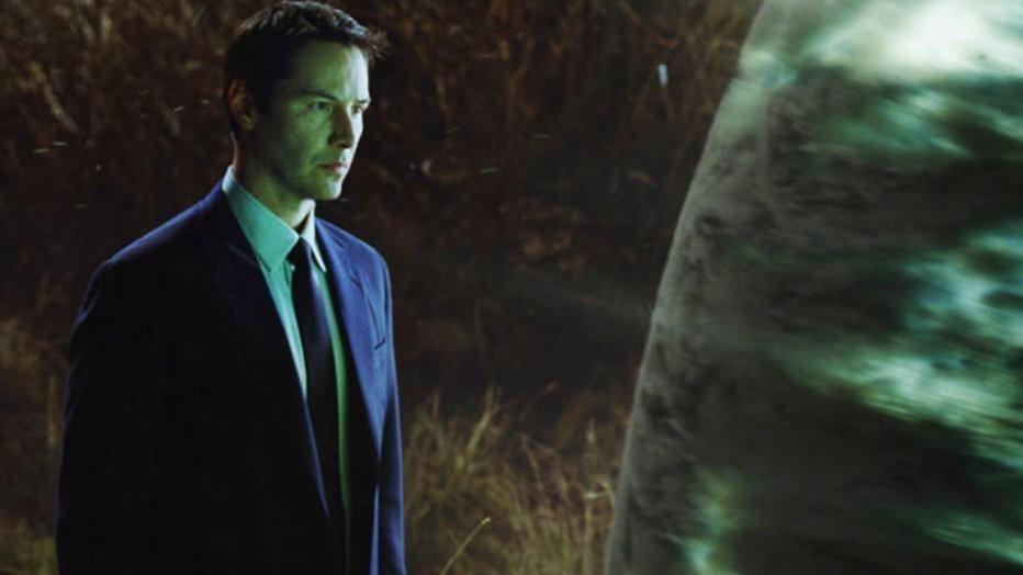 The Day the Earth Stood Still: Keanu Reeves komt de mensheid redden