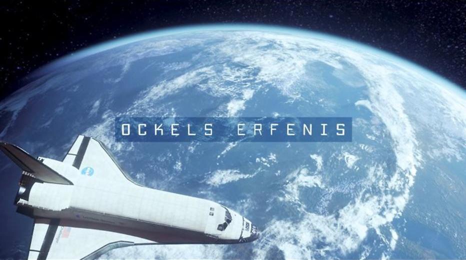 Portret van een bevlogen astronaut in Ockels Erfenis