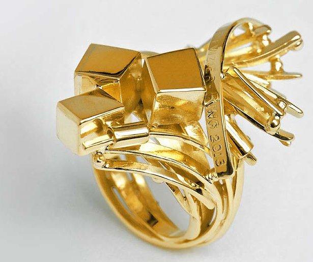 Ontwerp Gouden Televizier-Ring 2013: 'Twee stromenring'