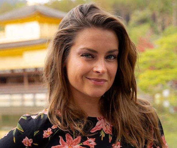 Miljuschka Witzenhausen: 'Japan is mooi, maar ook benauwend'