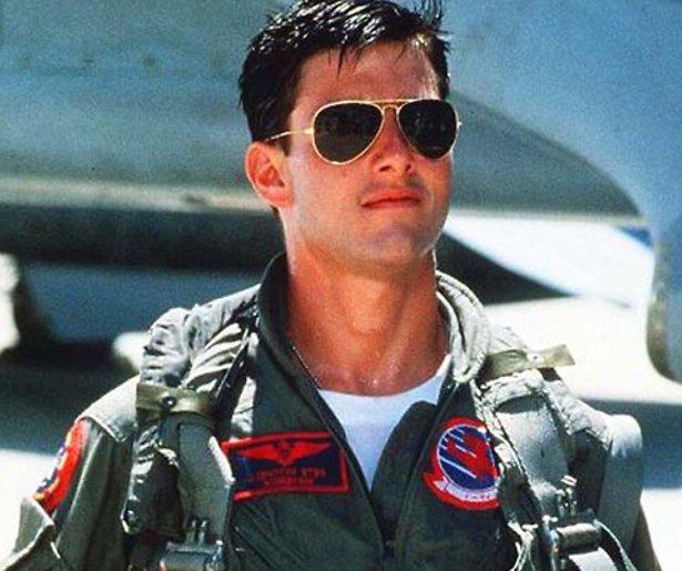 Top Gun - Stuntvliegen met Tom Cruise