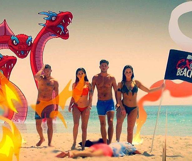 De eerste beelden van nieuw seizoen Ex on the Beach