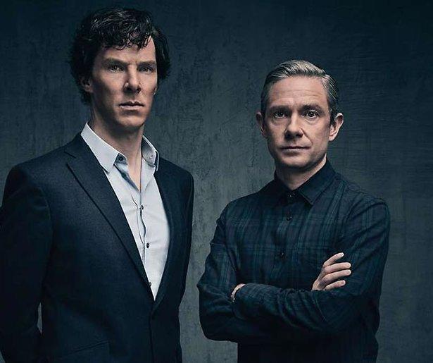 Er komt een nieuwe Sherlock Holmes-serie