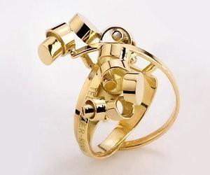 Ontwerp Gouden Televizier-Ring 2003: 'Aaneenschakeling van succes'