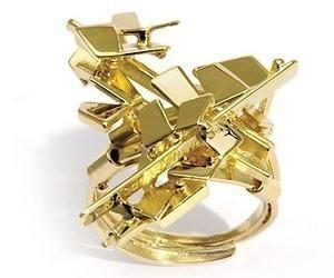 Ontwerp Gouden Televizier-Ring 2009: 'Televiziers feestelijke Tipperade'